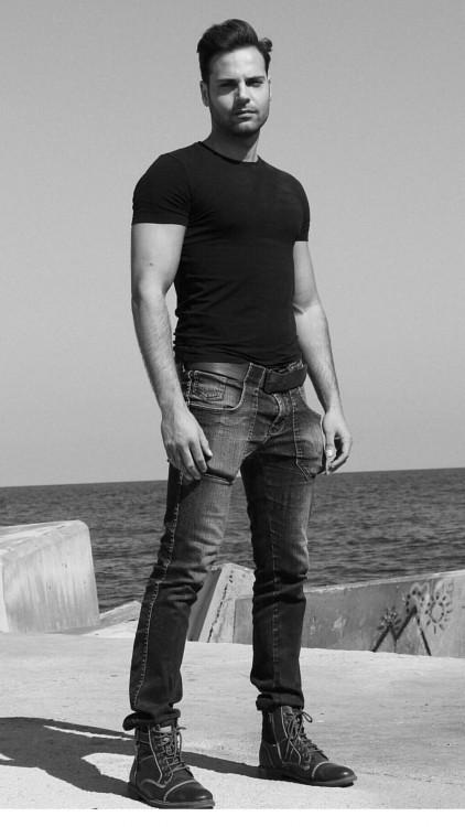 Jose como Ricky Martin