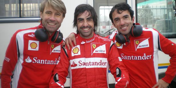 Te presentamos a nuestro doble de famoso de Fernando Alonso