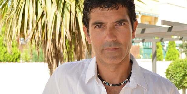Te presentamos a Fran, doble de  Antonio Banderas