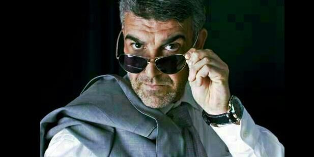 Te presentamos a Antonio, doble de George Clooney